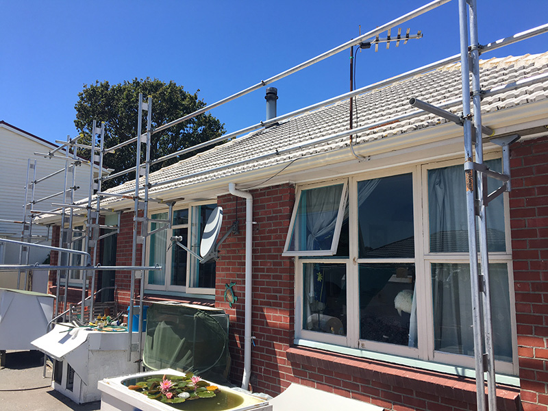 Fall protection Christchurch