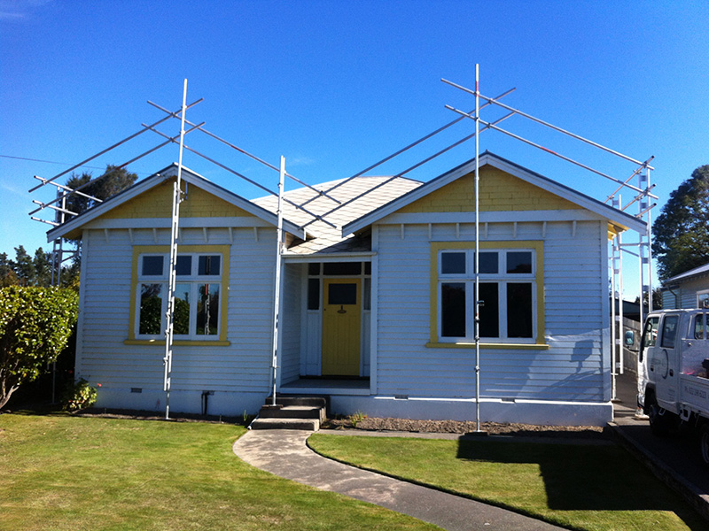Roof edge protection Christchurch